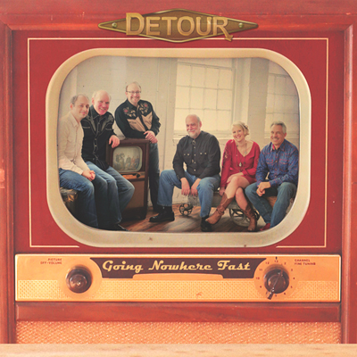 Detour Offering Autographed Copies Of New Record