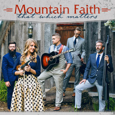 "Mountain Faith's ""That Which Matters"" Reaches #1 on Billboard"