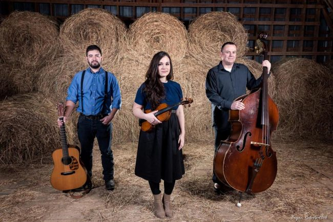 Kentucky Mountain Trio  Join Mountain Fever