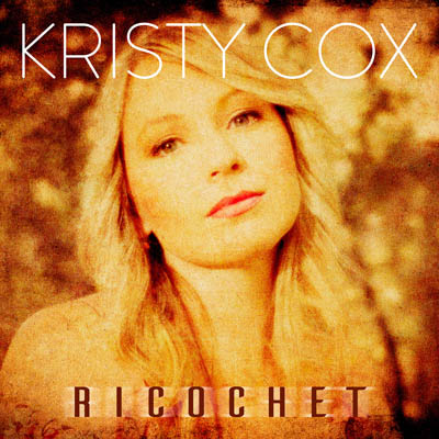 New Single From Kristy Cox – Ricochet