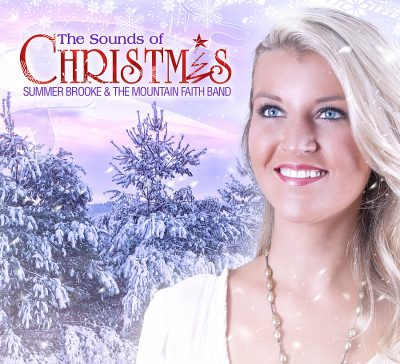 Sounds of Christmas – CD and DVD From Summer Brooke & MFB