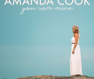 Amanda Cook Releases New Single - You Were Mine