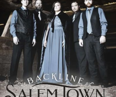 Salem Town – New Album From Backline