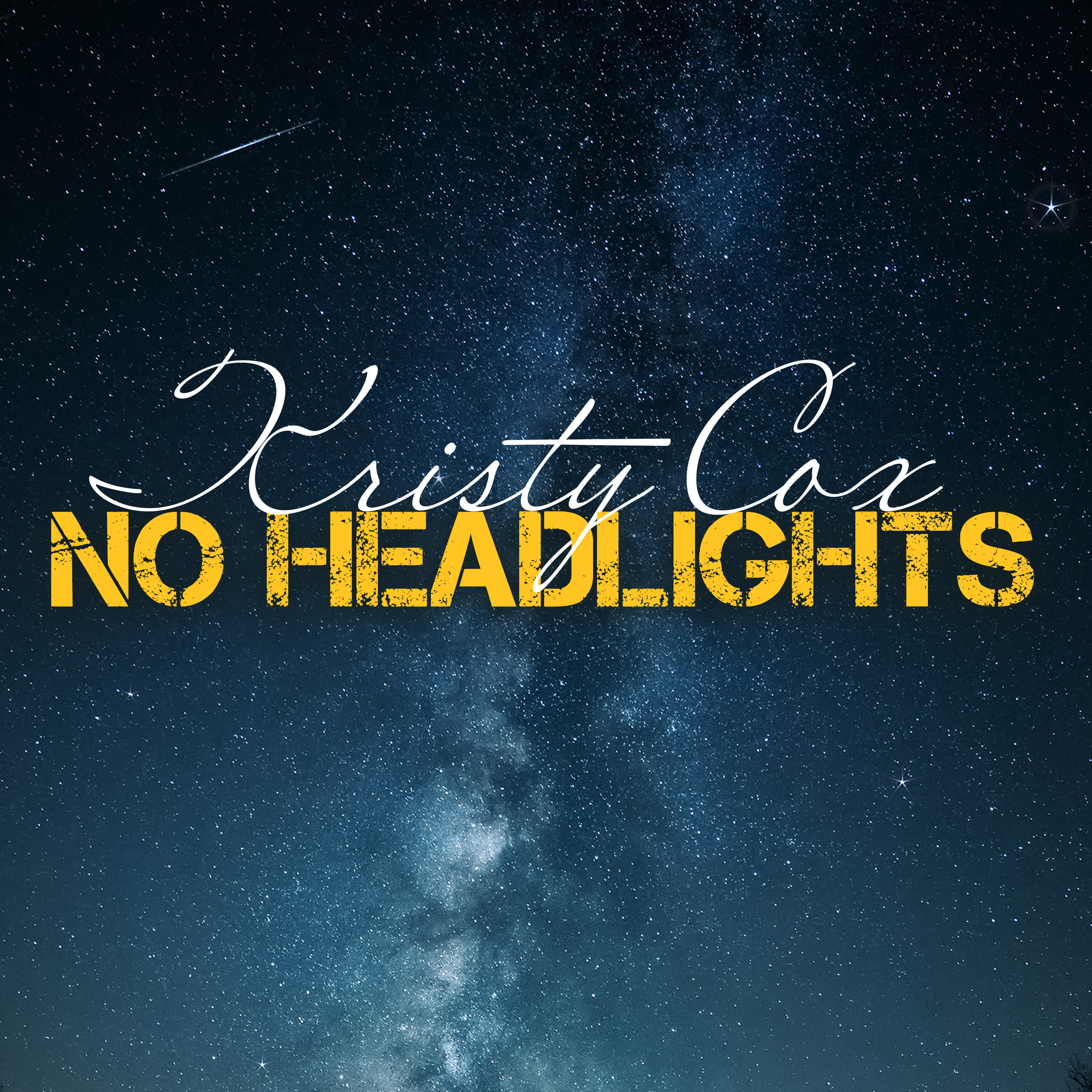 "Kristy Cox Releases ""NO HEADLIGHTS"""