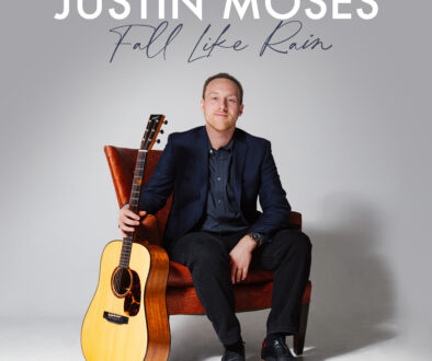 Fall Like Rain Album – Justin Moses