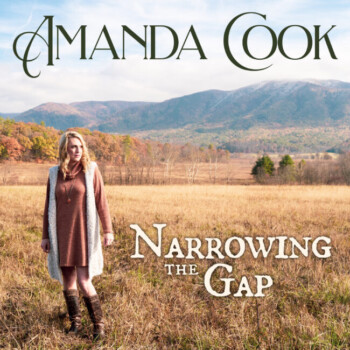 "Amanda Cook Is ""Narrowing The Gap"""