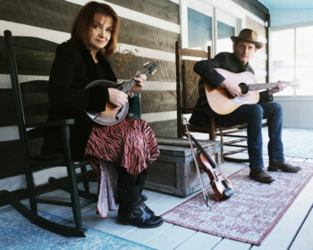 Tammy Rogers & Thomm Jutz  Sign To Mountain Fever Records